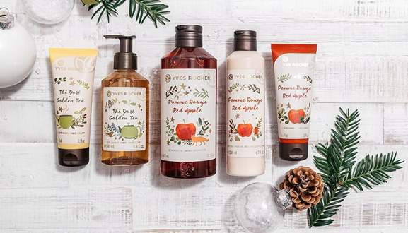 Yves Rocher Weihnachts-Collection