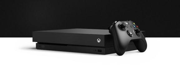 xbox one x konsole und controller
