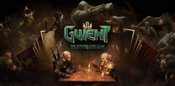 The Witcher Card Game Gwent