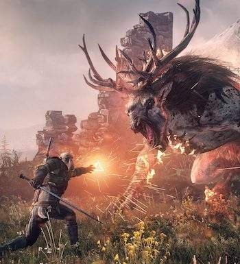 the witcher 3 pc ps4 xbox one