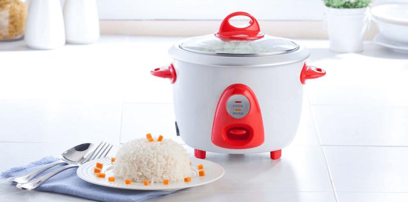 Reiskocher Reishunger