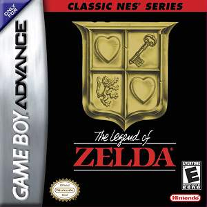 The Legend of Zelda Gameboy