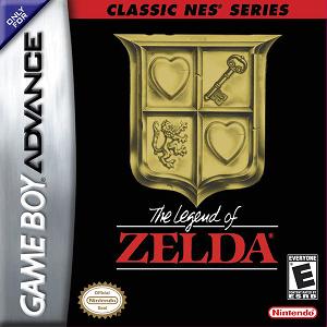 The Legend of Zelda Gameboy