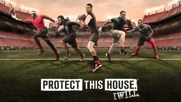 Under Armour Football Fussball