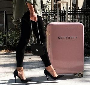 mirapodo Handtasche und Koffer