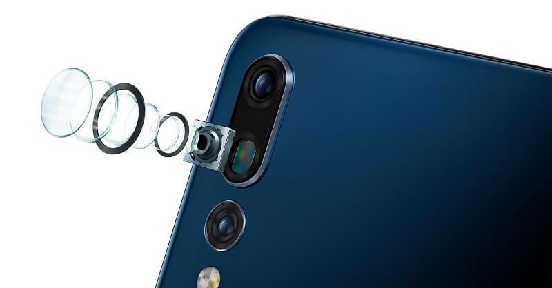 Smartphones Huawei P20 Pro Kamera