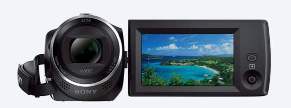 Camcorder Sony HDR-CX240E