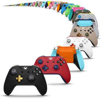 xbox one controller designs