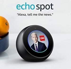 Amazon Echo Spot Alexa Skills