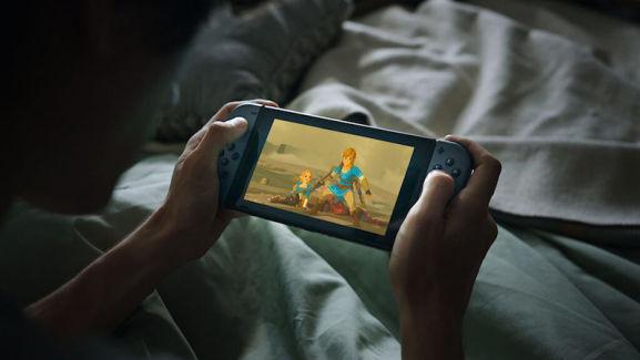 videospiele nintendo switch zelda breath of the wild