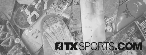 tx sports skateboards