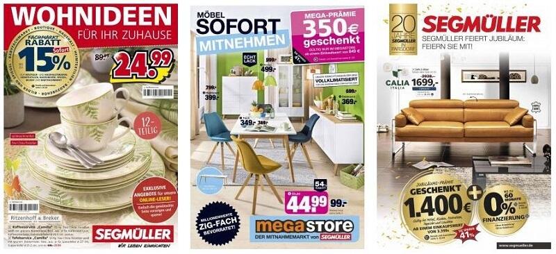 Segmüller Prospekt Aktuelle Angebote Juli 2019 Mydealzde