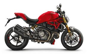 Motorrad Ducati Monster