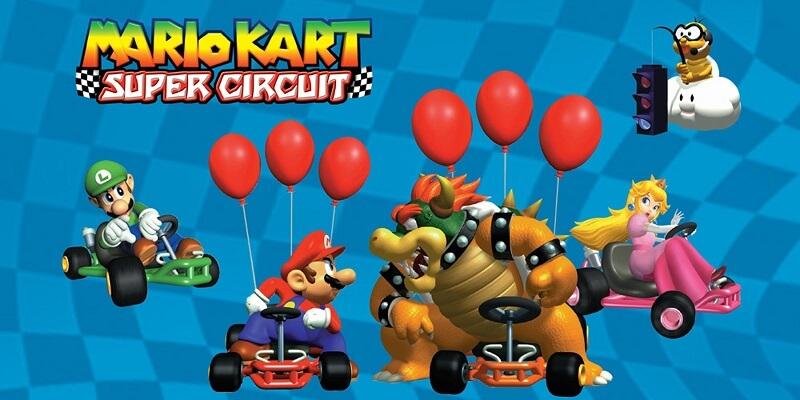 Martio Kart Super Circuit