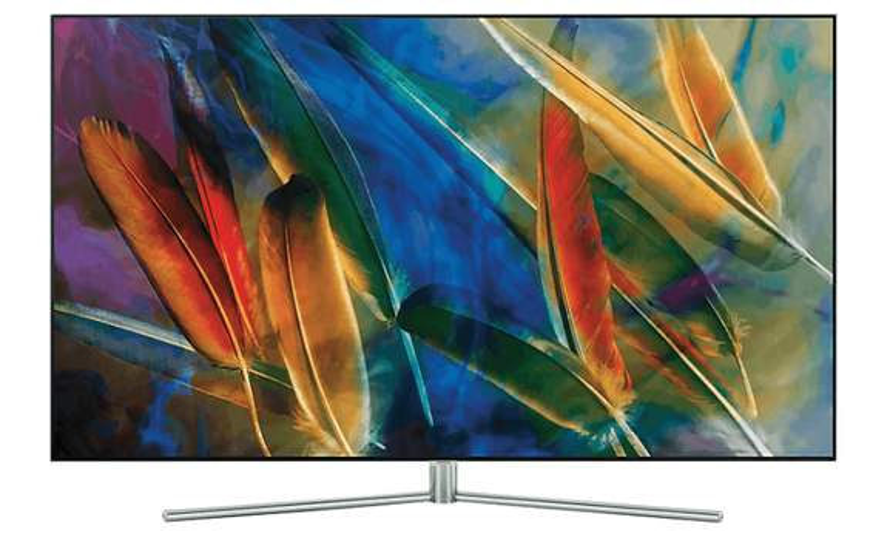 55 Zoll Fernseher QLED Samsung QE55Q7F