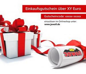 Jawoll Geschenkgutschein