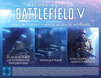 Battlefield 5 Deluxe Edition