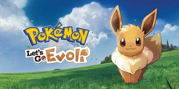 Pokémon Let's Go Evoli!