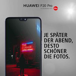 Huawei P20 Pro schoene Fotos