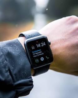 apple watch wasserdicht