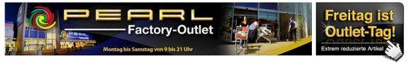 PEARL Outlet Angebote