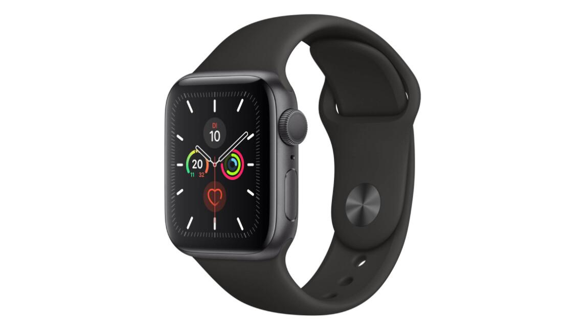 Apple Watch 5 2
