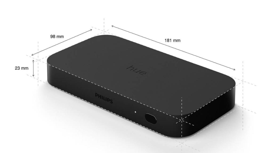 Philips Hue Play HDMI Sync Box 3