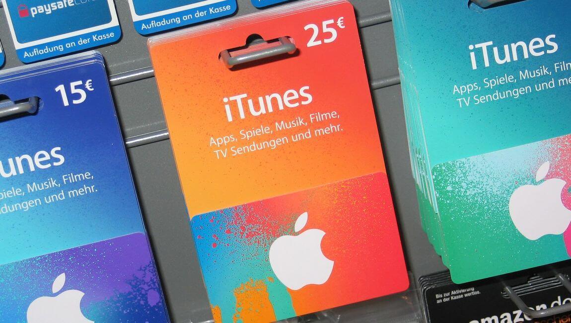 iTunes Guthaben Rabatt ⇒ Jetzt günstig kaufen - mydealz.de