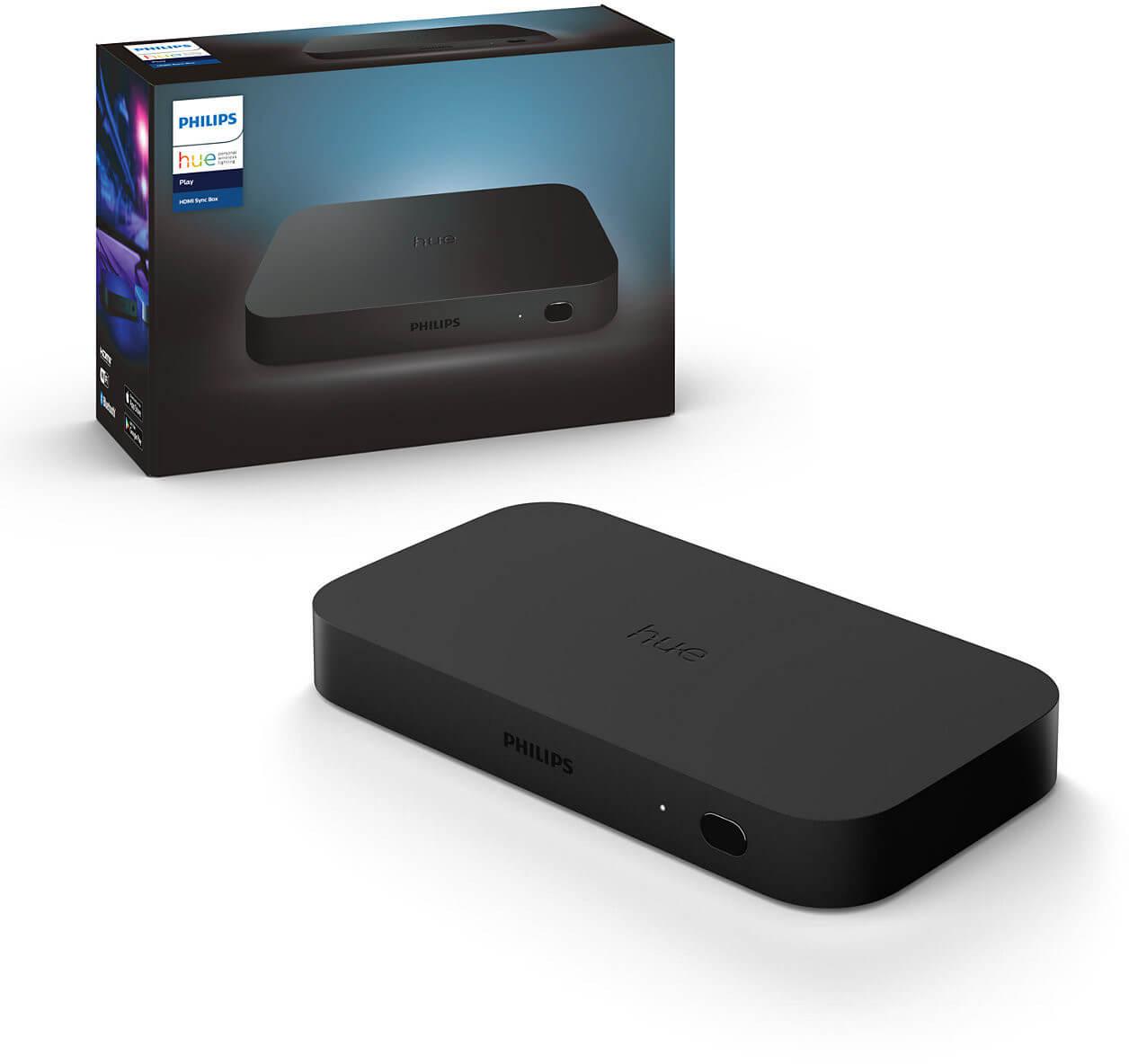 Philips Hue Play HDMI Sync Box 5
