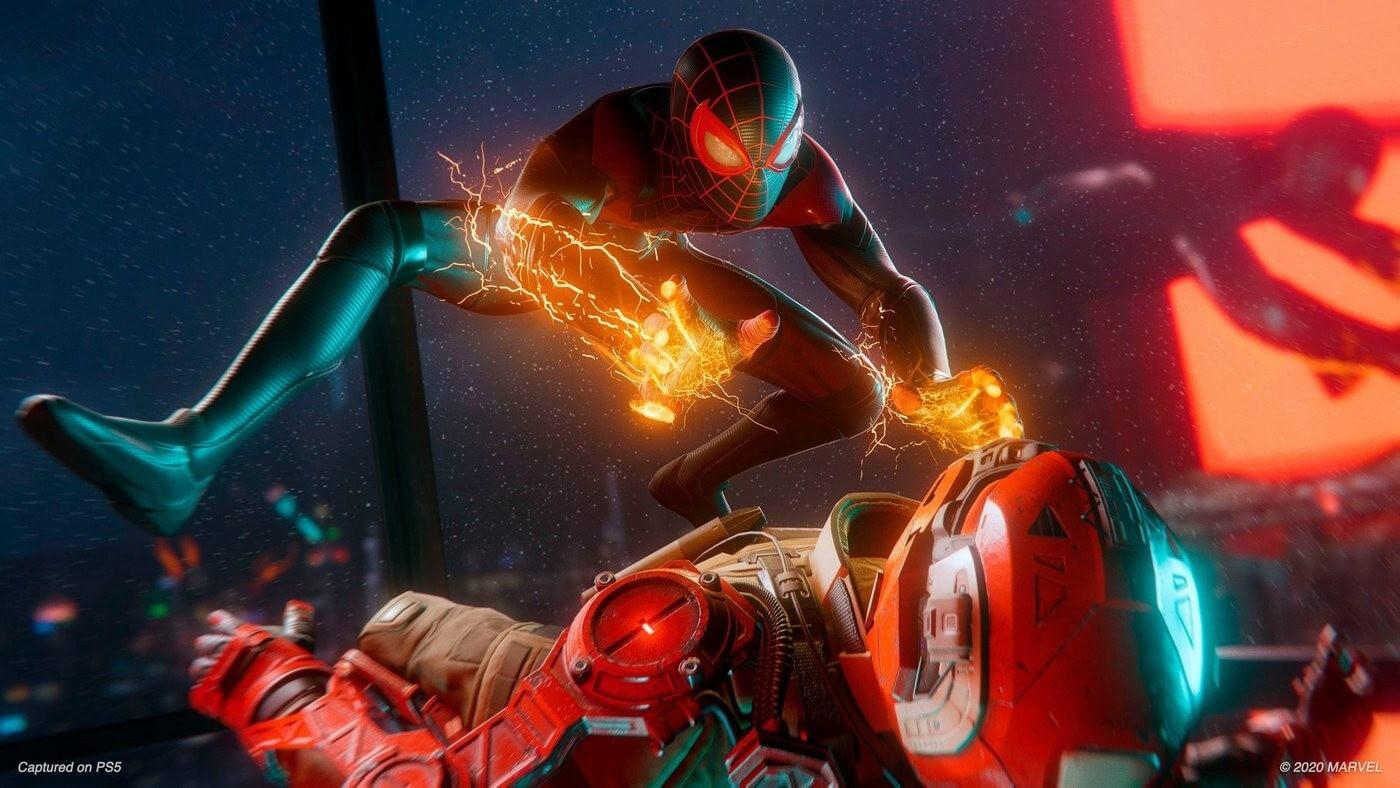 Marvel's Spider-Man: Miles Morales 4