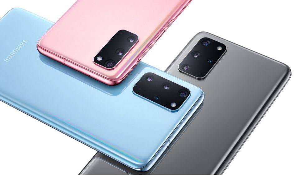Samsung Galaxy S20+ 3