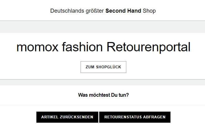 momox fashion-return_policy-how-to