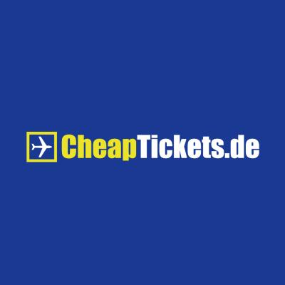 Cheaptickets - 20€ Rabatt auf Flüge ab Deutschland ohne MBW Nur Heute gültig  - Flüge unter 10€ möglich - auch Ryanair möglich!
