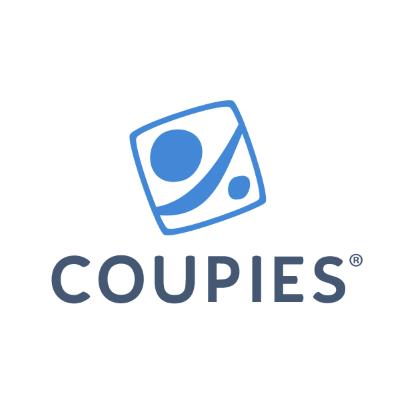 2€ für den ersten Kassenzettel bei Coupies