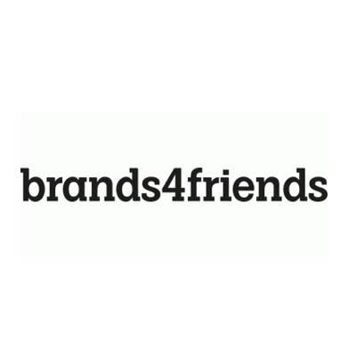 15% Rabatt in der brands4friends App