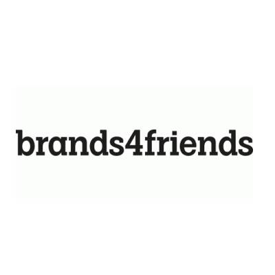 Brands4friends 20€ Gutschein - 80€ MBW