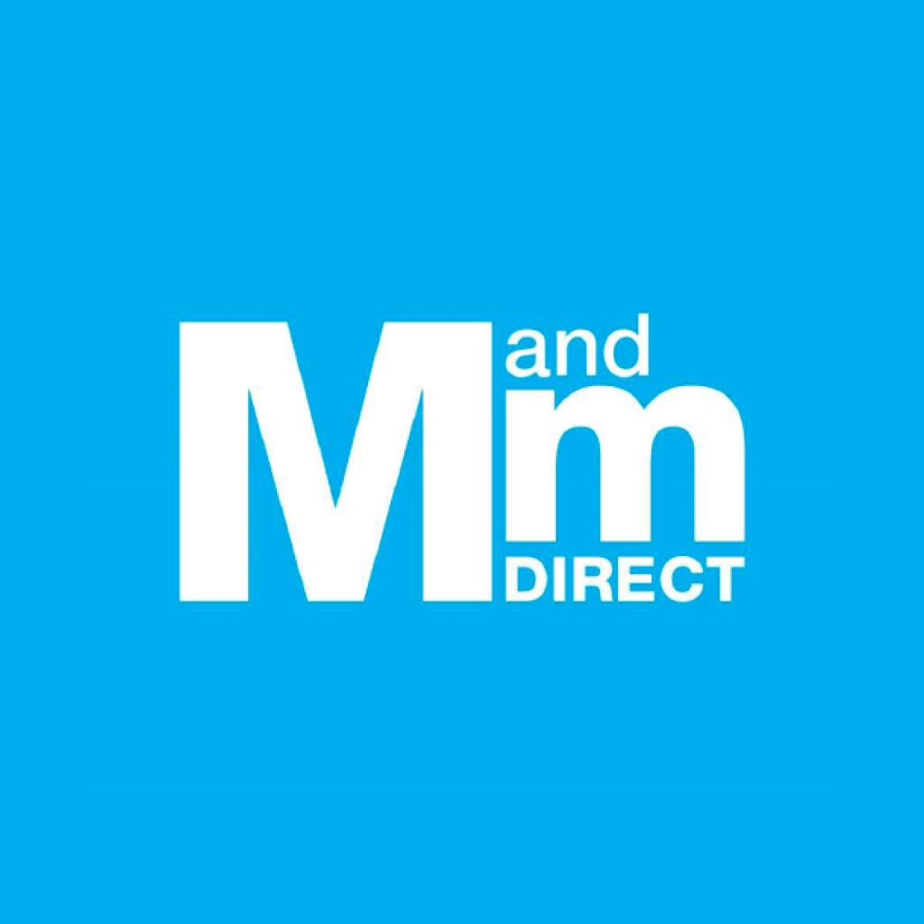 20€ Rabatt und kostenloser Versand bei mandmdirect (100€MBW)
