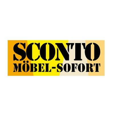 Kostenloser Versand im Wert von 45€ bei SCONTO Möbel