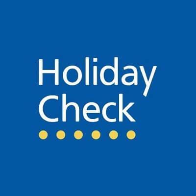 Holidaycheck 60€ Gutschein ab 800€ Reisewert