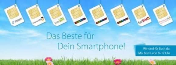 winSIM Sim-Karten