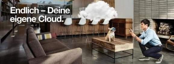 Western Digital Store WD Cloud