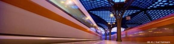 Deutsche Bahn Bahnfahren