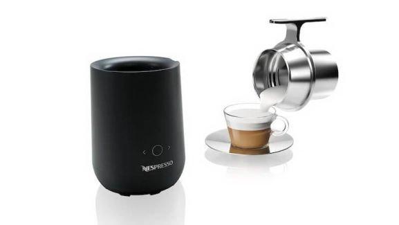 Nespresso Milchaufschaeumer
