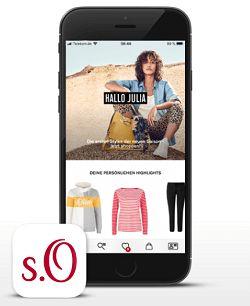 s.Oliver App
