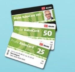 Deutsche Bahn BahnCard