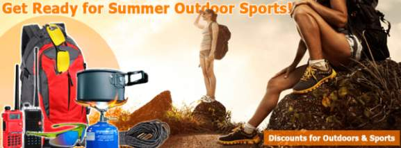 Gearbest Outdoor Fitness Sports