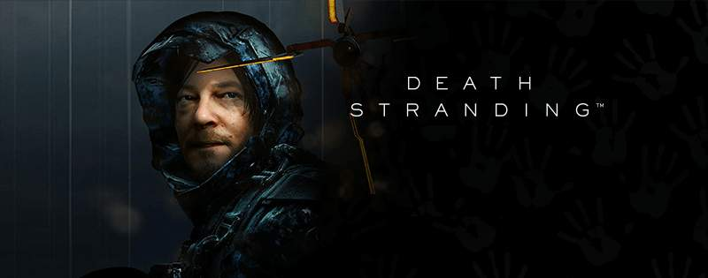 PlayStation Store Death Stranding