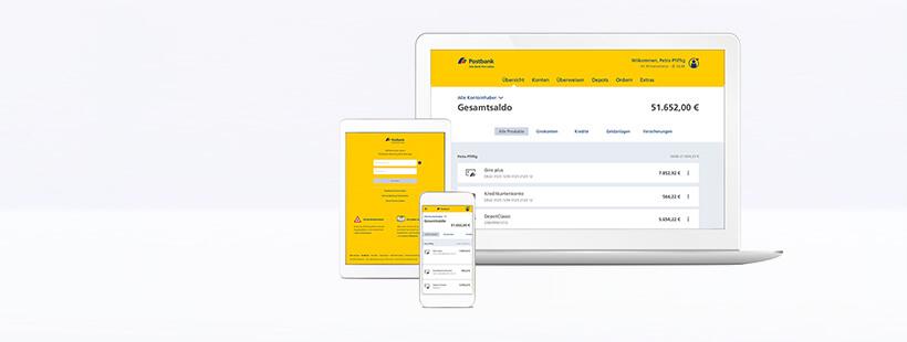 postbank digital