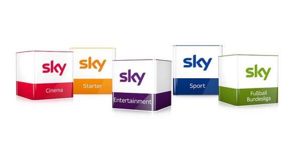 Sky Pakete