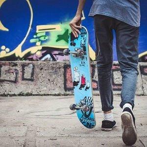 Planet Sports Skateboard